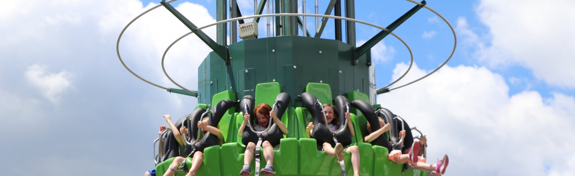 Rides Attractions Edaville Family Theme Park